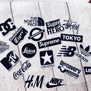 NEW Large Bundle of popular brand stickers- 19